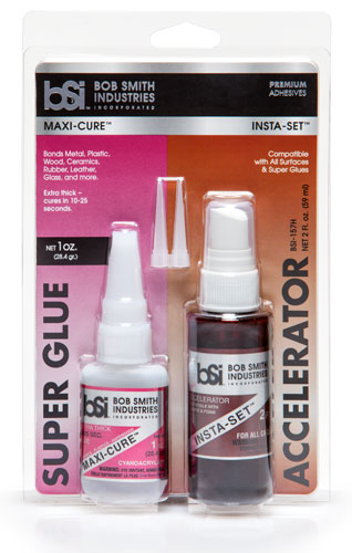 Maxi-Cure - Super Glue - CA - Cyanoacrylate - BSI Adhesives