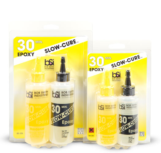 Slow-Cure 30 Minute Epoxy - BSI Adhesives