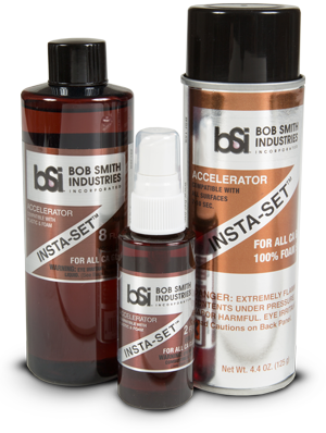 Insta-Set Accelerator - CA Accelerator - BSI Adhesives